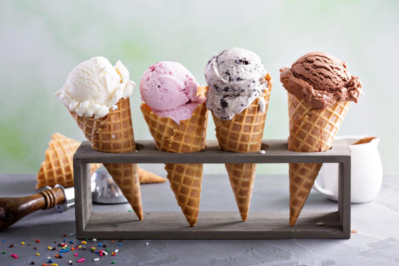 Leimert Park All Chill ice cream.